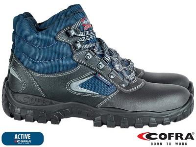 Visoki zaščitni čevlji S3 Cofra BRC