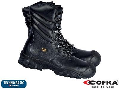 Visoki zaščitni čevlji Ural Cofra S3