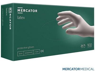 Zaščitne rokavice lateks EN 420 100/1