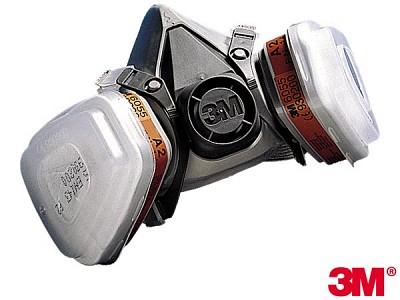 3M Zaščitna maska serije 6000 3M
