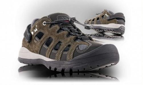 Zaščitna obutev VM Footwear Sandali Tripolis S1 SRA