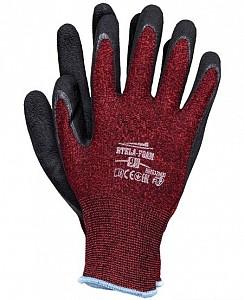 Zaščitne rokavice Rtela s penastim nanosom lateksa Foam