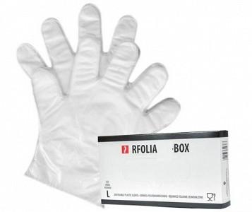 Zaščitne rokavice PE 100/1 Box