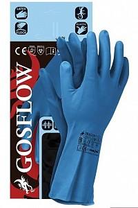Zaščitne rokavice gumirane Gosflow