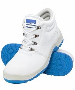 Zaščitni čevlji Food Blue visoki
