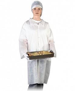 Zaščitna halja polipropilen