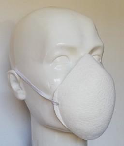 Zaščitna maska za enkratno uporabo