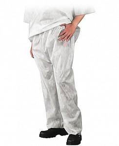 Zaščitne hlače iz polipropilena 50 g/m2