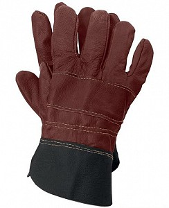 Zaščitne rokavice goveje usnje RLCS