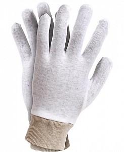 Zaščitne rokavice iz bombaža z manšeto RWKSB
