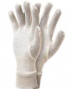 Zaščitne rokavice iz bombaža z manšeto RWKS