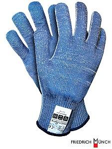 Zaščitne rokavice protiurezne BlueCut po HACCP