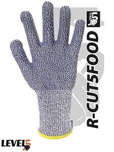 Zaščitne rokavice protiurezne R-CUT FOOD HACCP