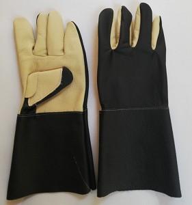 Zaščitne rokavice tapetniška napa ojačana 5PD