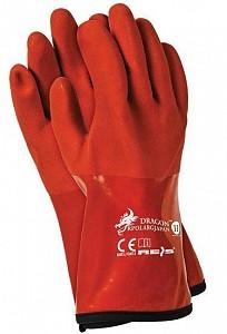 Zaščitne rokavice zimske Polar PVC