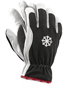 Zaščitne rokavice zimske Warmer usnjene