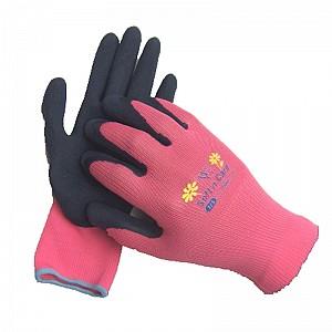 Zaščitne vrtne rokavice With Garden Landscape Flora