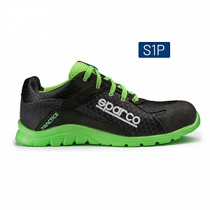 Zaščitni čevji Practice Sparco S1P 07517NRVF