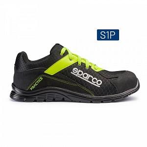Zaščitni čevji Practice Sparco S1P 07517NRGF