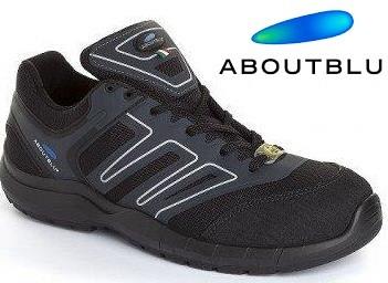 Zaščitni čevlji Aboutblu Indianapolis Black Low S3