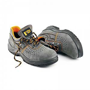 Zaščitni čevlji Basic S1 Panda nizki