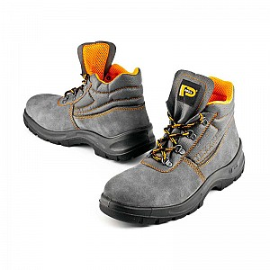 Zaščitni čevlji Basic S1 Panda visoki