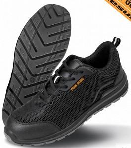 Zaščitni čevlji Black Safety Result SRA SB