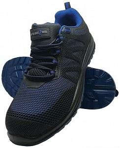 Zaščitni čevlji Cube S1P SRC modre barve