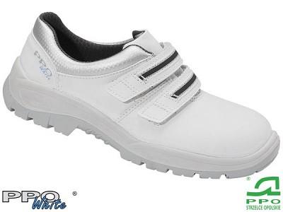 Zaščitni čevlji nizki BPPOP z zaščitno kapico - HACCP