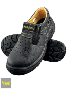 Zaščitni čevlji sandal Bryes S1P