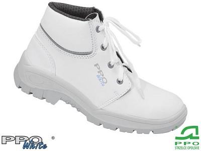Zaščitni čevlji visoki BPPOT z zaščitno kapico - HACCP