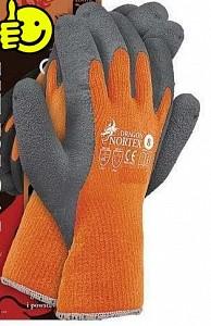 Zaščitne rokavice zimske najlon/lateks Nortex