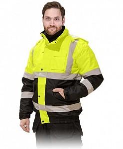 Odsevna zimska jakna Bombervis