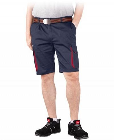 Elastične moške delovne kratke hlače Land Stretch