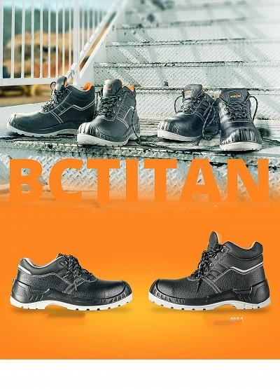 Zaščitni čevlji Titan visoki S3