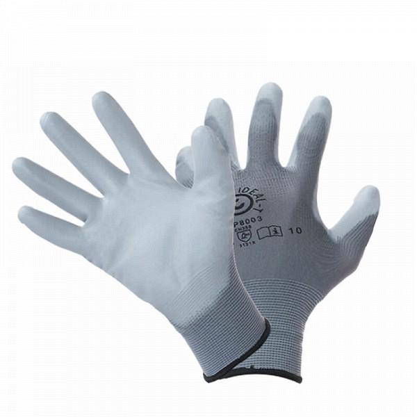 Zaščitne rokavice Najlon siva