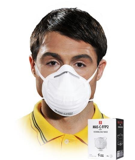 Zaščitna maska MAS FFP2 EN149