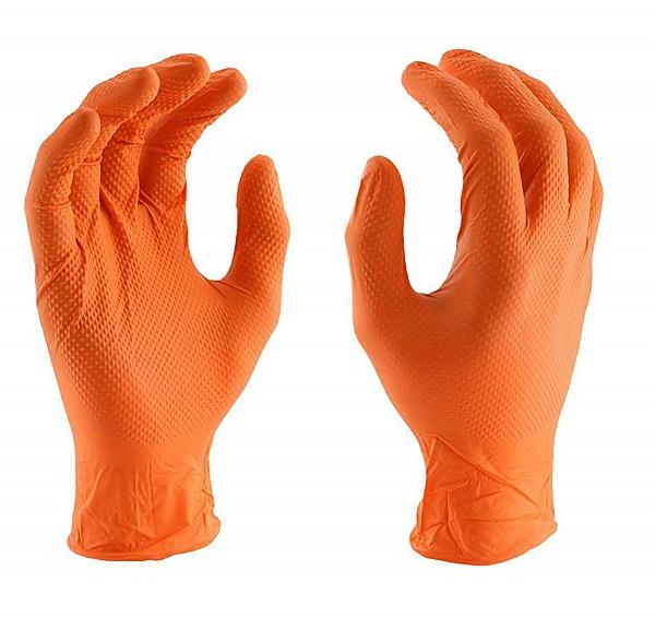 Zaščitne rokavice Nitril Grippaz 50/1