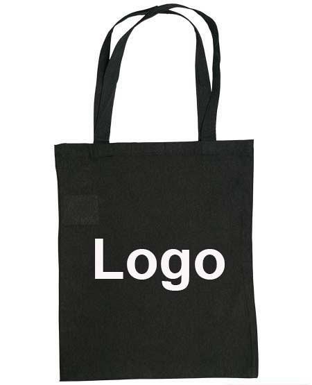Bombažna vreča BAG s tiskom logotipa