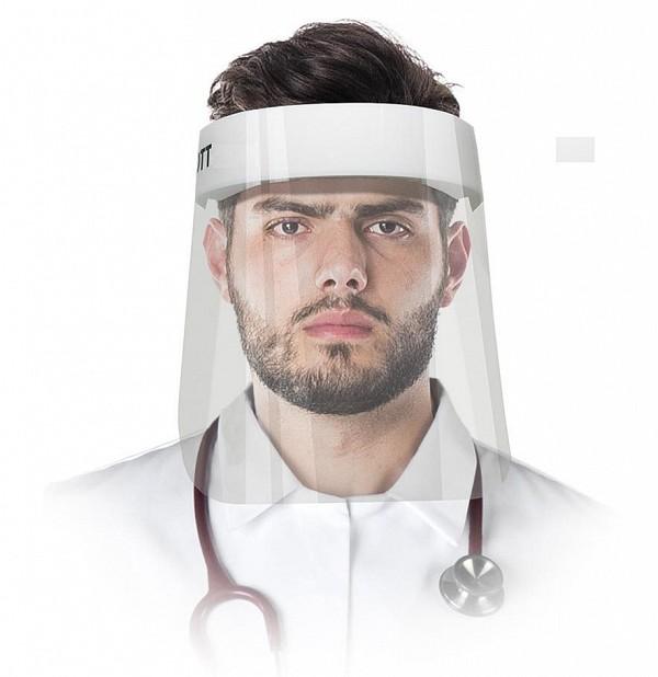 Higienski vizir za obraz OTT