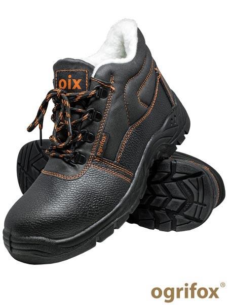 Zimski podloženi zaščitni čevlji Ogrifox