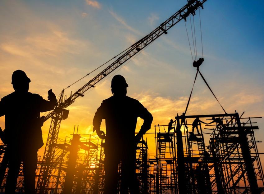 Gradbeništvo, komunala, cestna dela